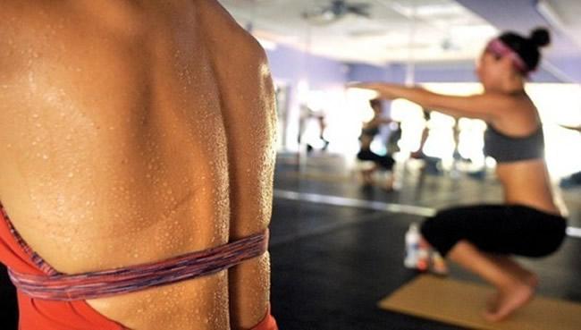 Bikram yoga, entrenamiento físico y mental