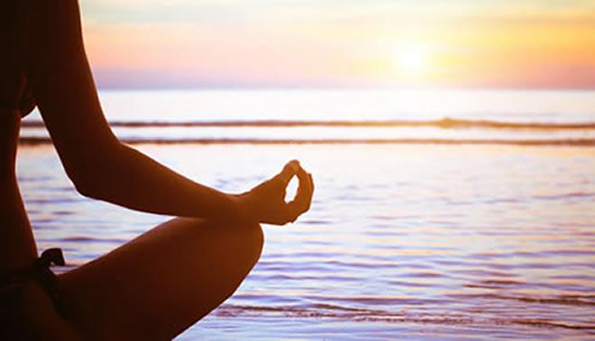 El yoga como ejercicio y alivio del estrés